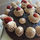 Gluten Free Brownie Cake (lactose Free, Sugar Free, Nut Free, Gum Free, Fructose Free)
