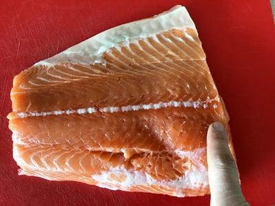 Preparation - Salmon