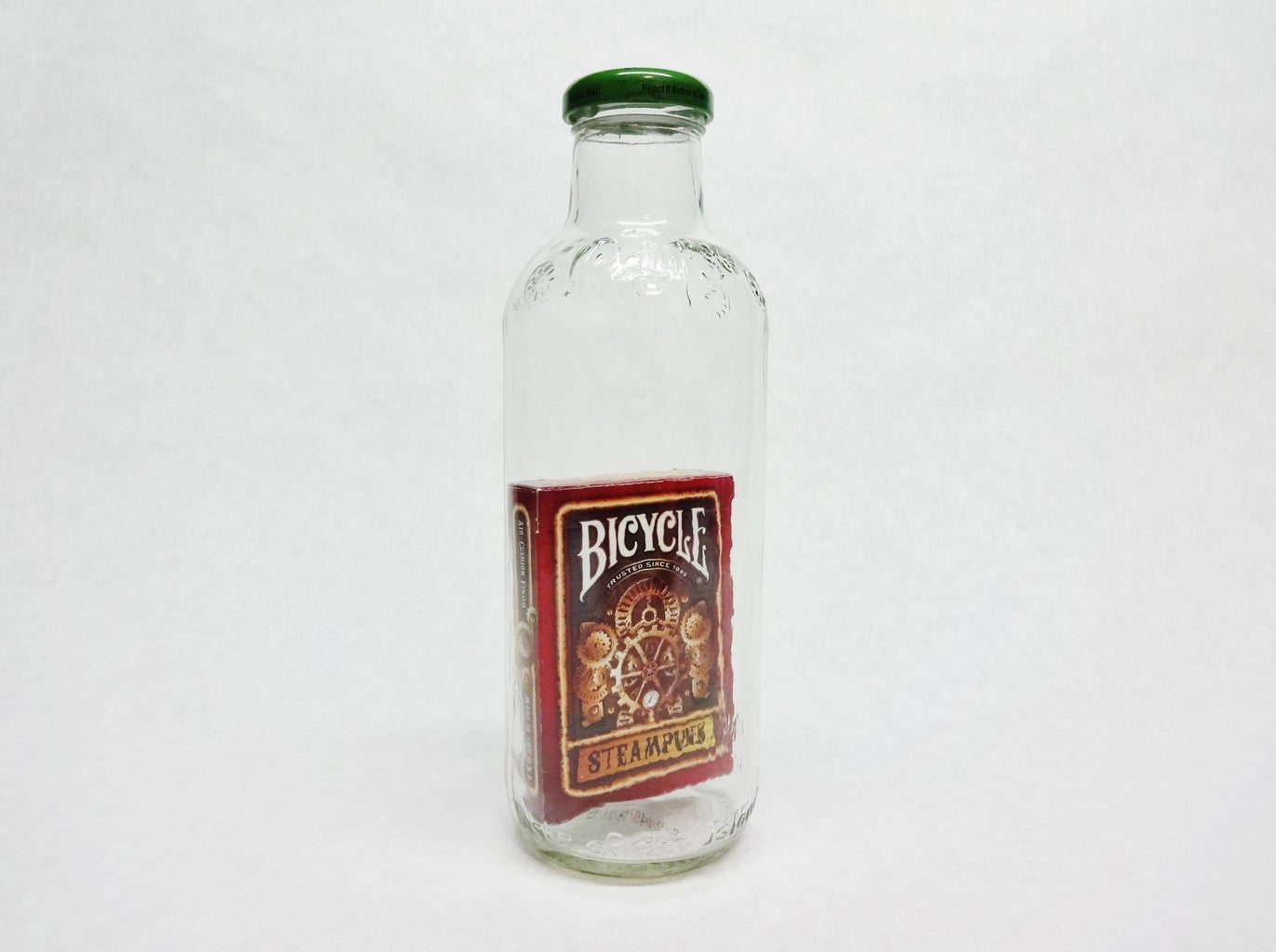 Impossible Bottles