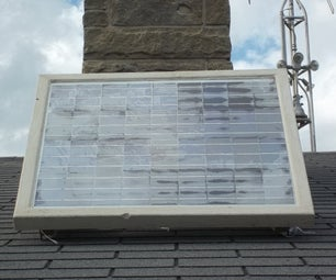 Building a Solar Panel, EVA Film Style.