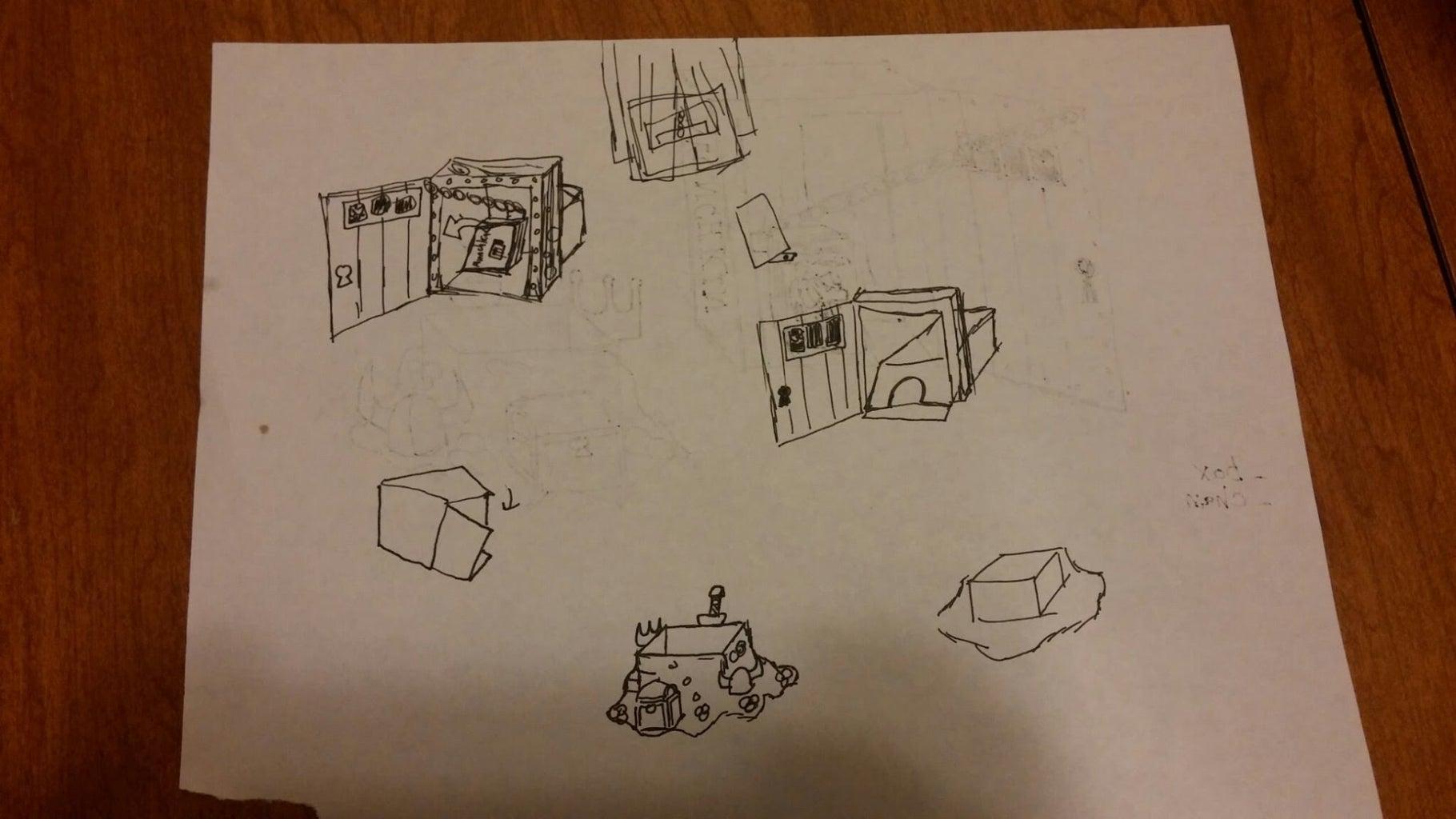 Step 1:  Schematics
