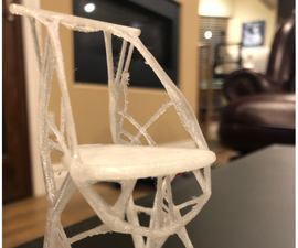 [computational Fabrication] Generative Design in Fusion 360: 3D Printing a Chair
