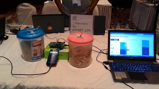 Smart City Plugin (Intel IoT)