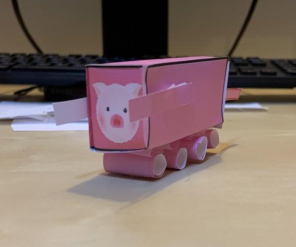 Pig Robot