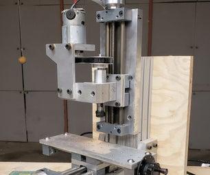 Benchtop Micro Milling Machine