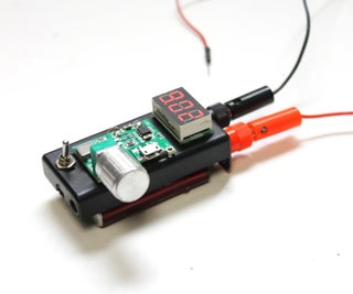 Portable Variable Power Supply