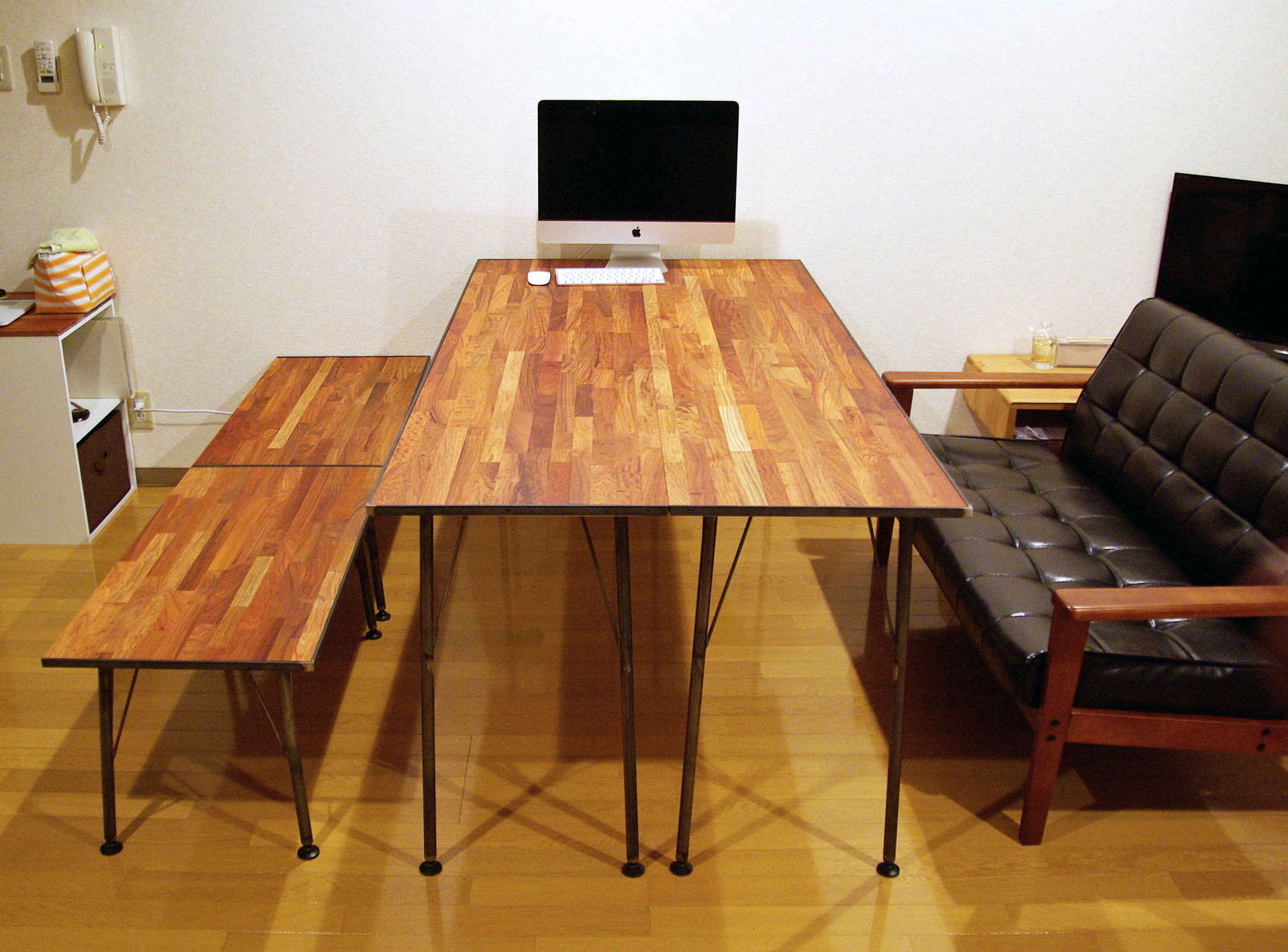 How to Make the Dining Table(Photograph version)