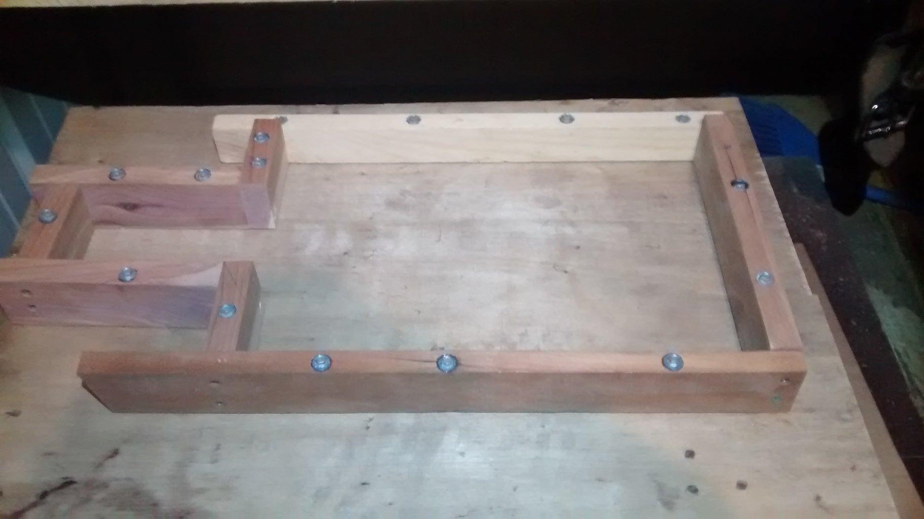 The Cutting Board Frame