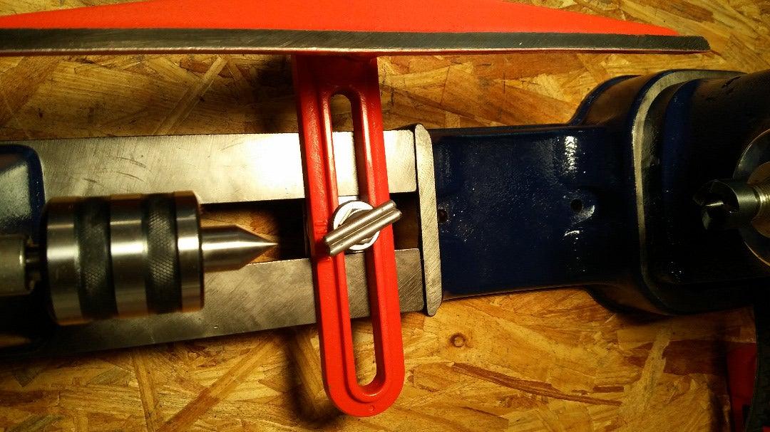 Lathe Banjo Lock