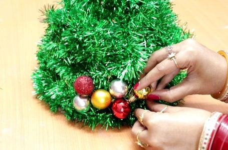 Christmas Bulb Decoration