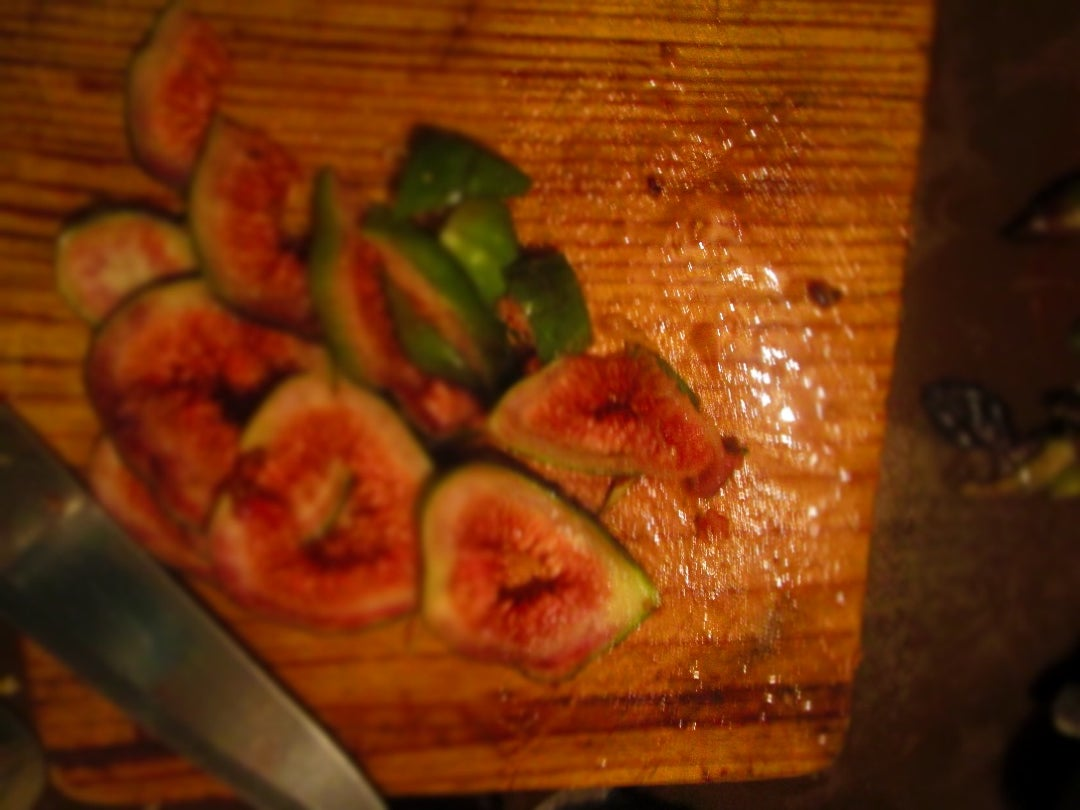 Chop the Figs