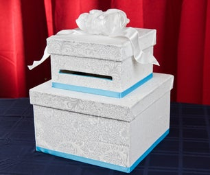 Make a Card Box