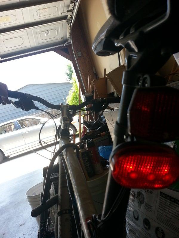 Brake Lights for Bikes