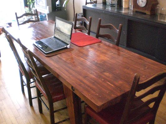 Scrap table take 2