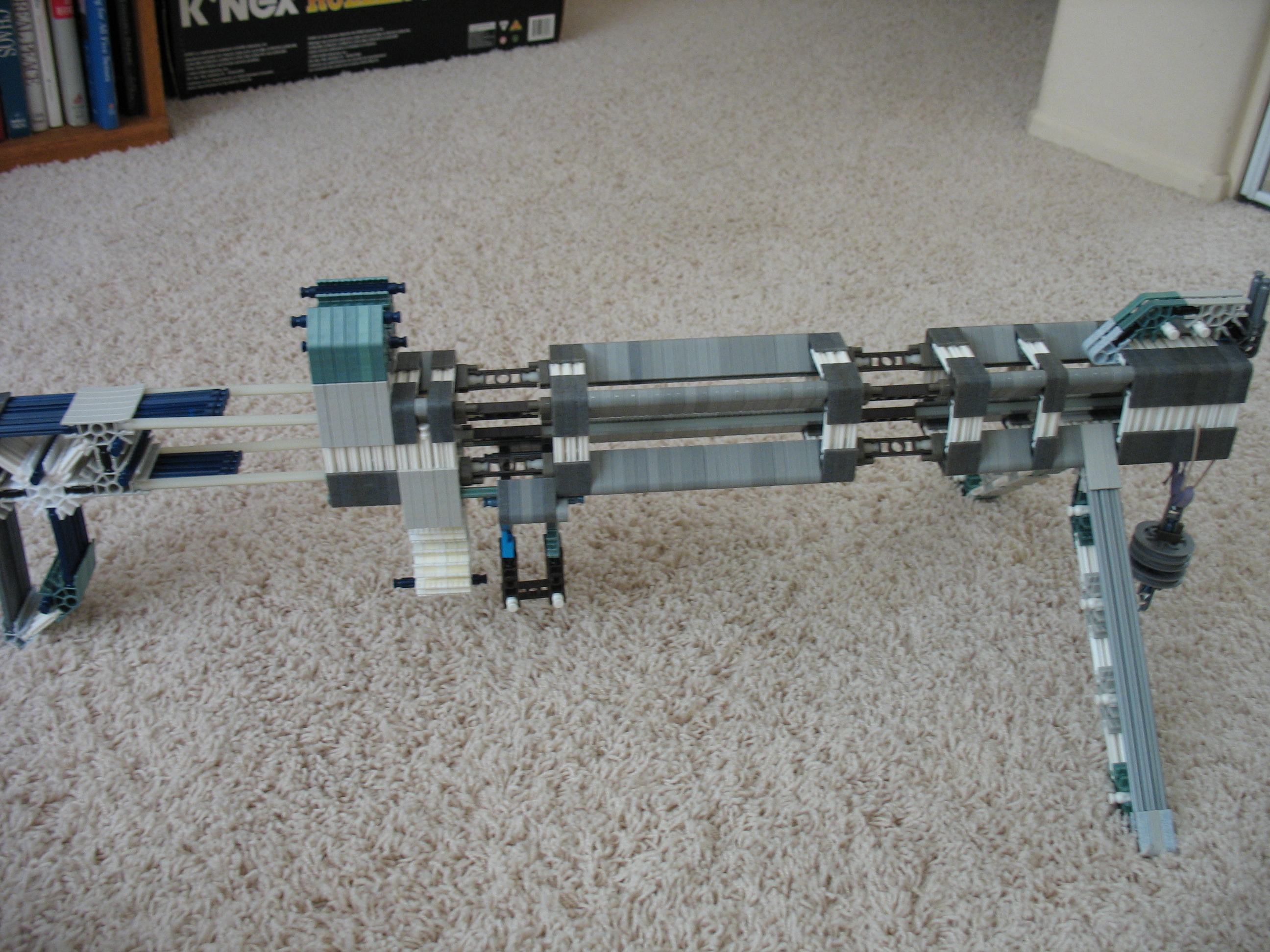 40mm K'nex Rifle