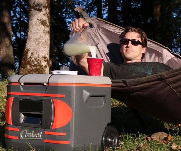 Cooler With Blender, Speaker & More