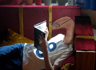 How to Turn Your Kids Into Bookworms
