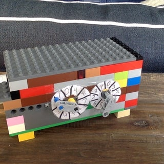 How to Make a Working Mechanical Lego Calculator