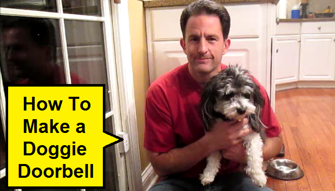 How To Make a Doggie Doorbell