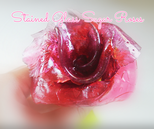 Jolly Rancher Candy Rose