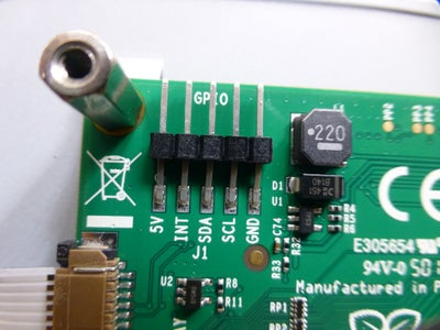 Connect Power Pins With Jumper Wires