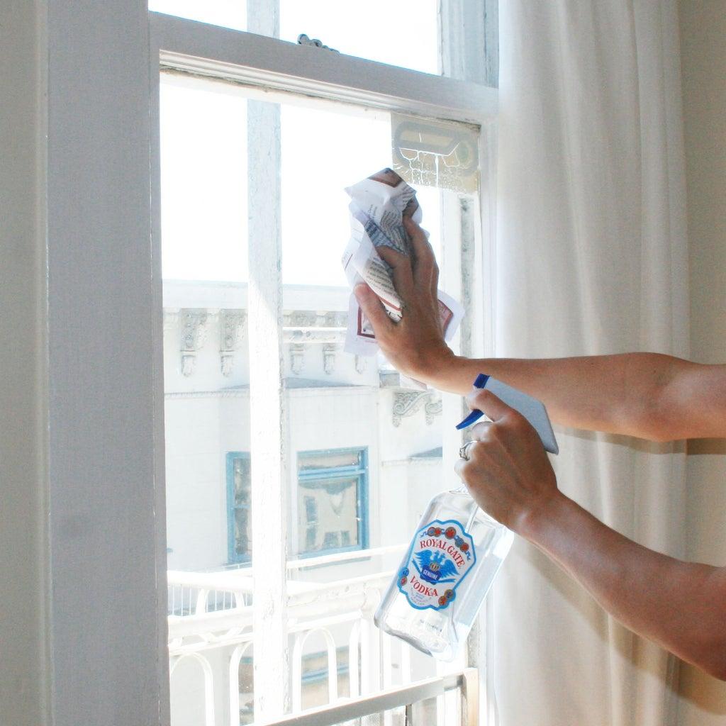Window Cleaner's Best Kept Secret