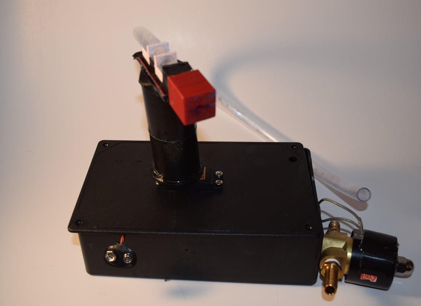 Remote Controlled Water Gun