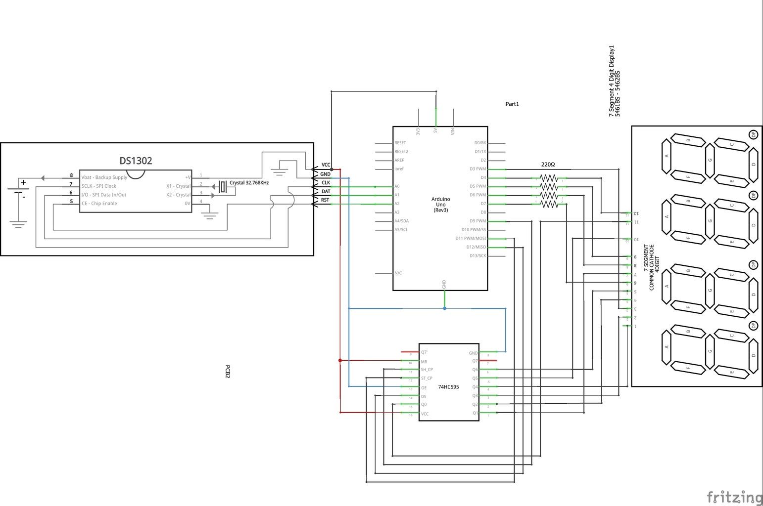 Connections/Wiring