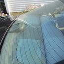 1996 Honda accord 6 X 9 rear deck speakers to 6 1/2 speakers conversion