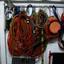 Extension Cord Storage Loops