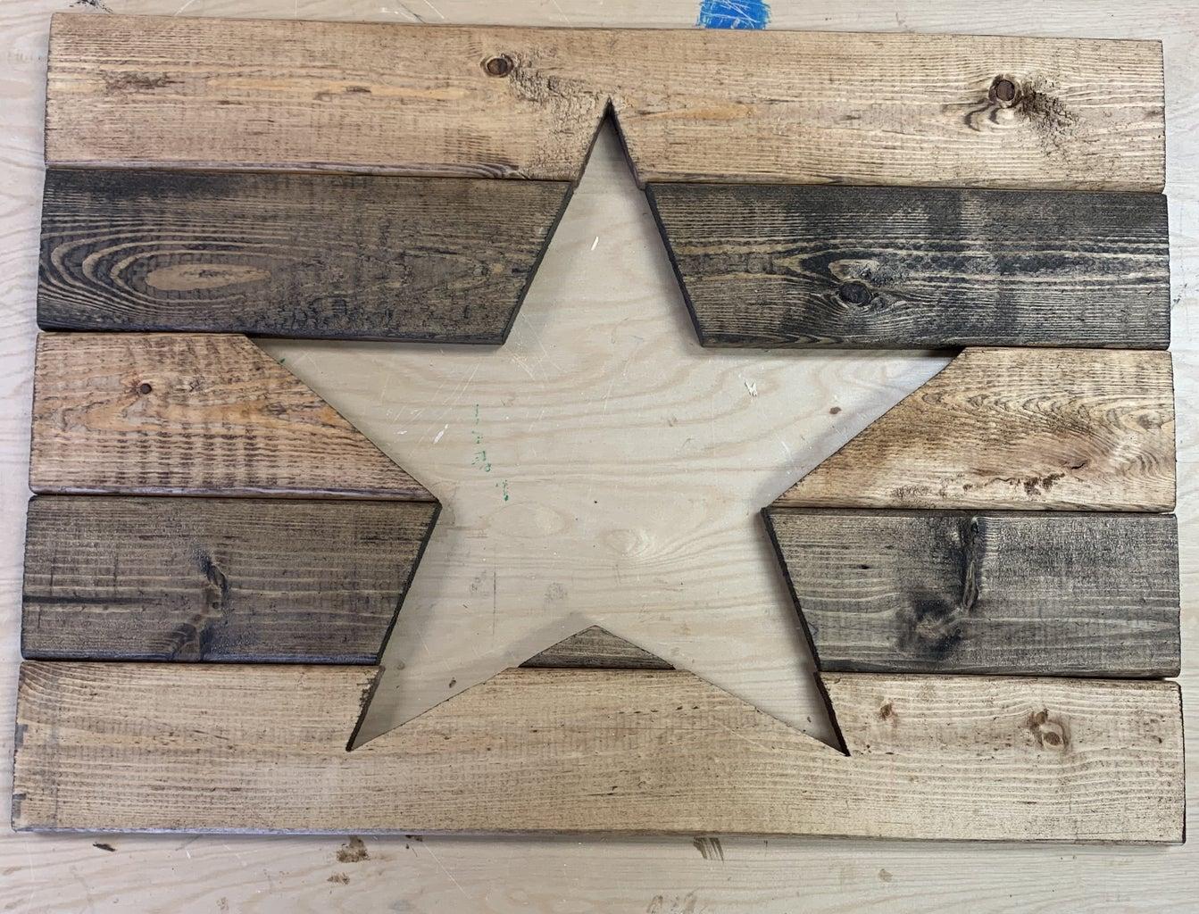 Step 4: Cut the Star
