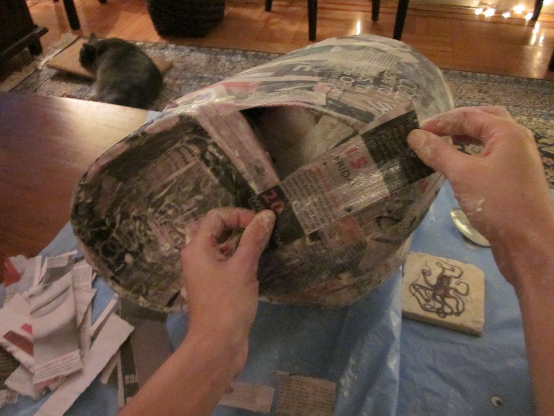 Paper Mache Part II