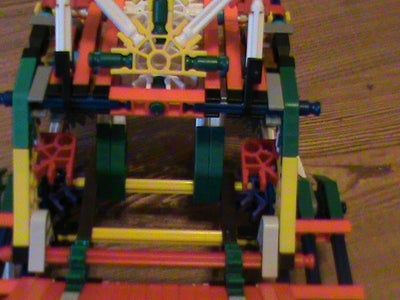 Building and Attaching the Roof