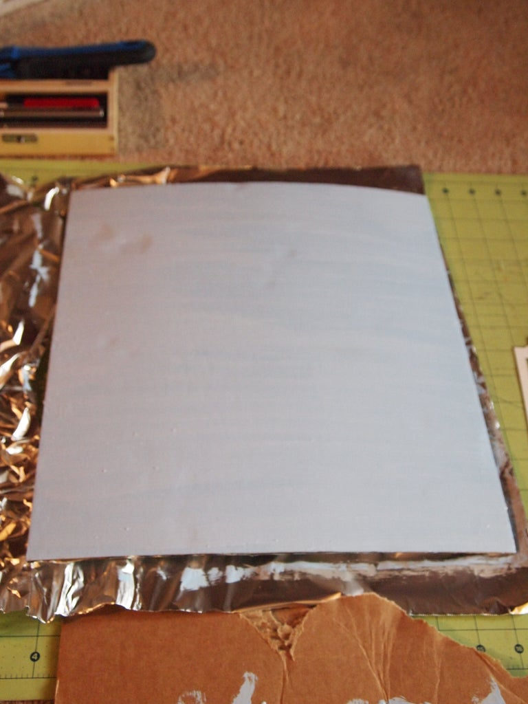Cut Out Main Piece for HDTV Antenna