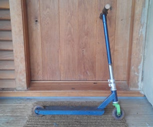 Make a bomb-proof scooter