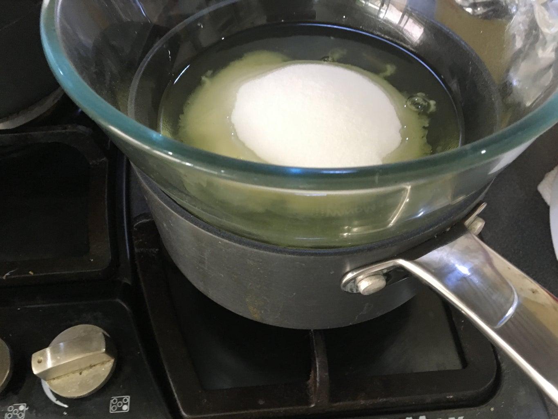 Dissolving the Sugar