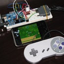 Super Nintendo on Android With Original Controller