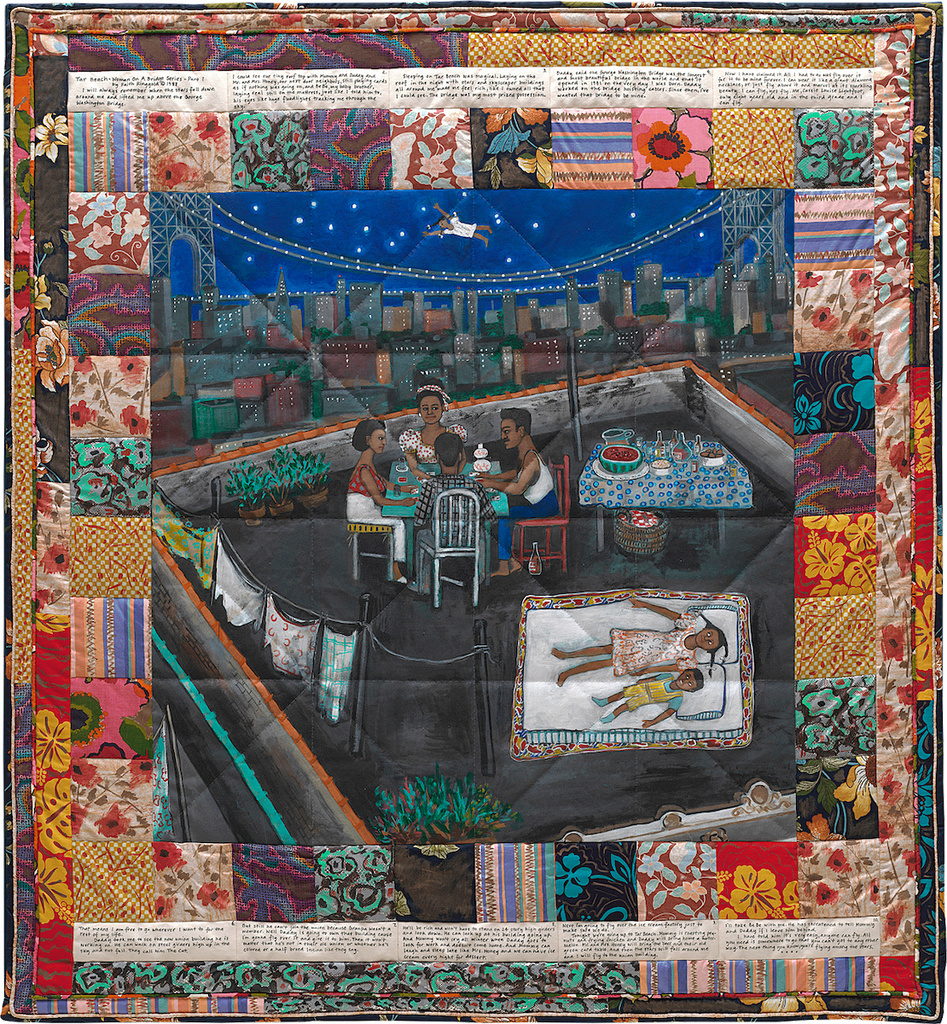 What Are Story Quilts?