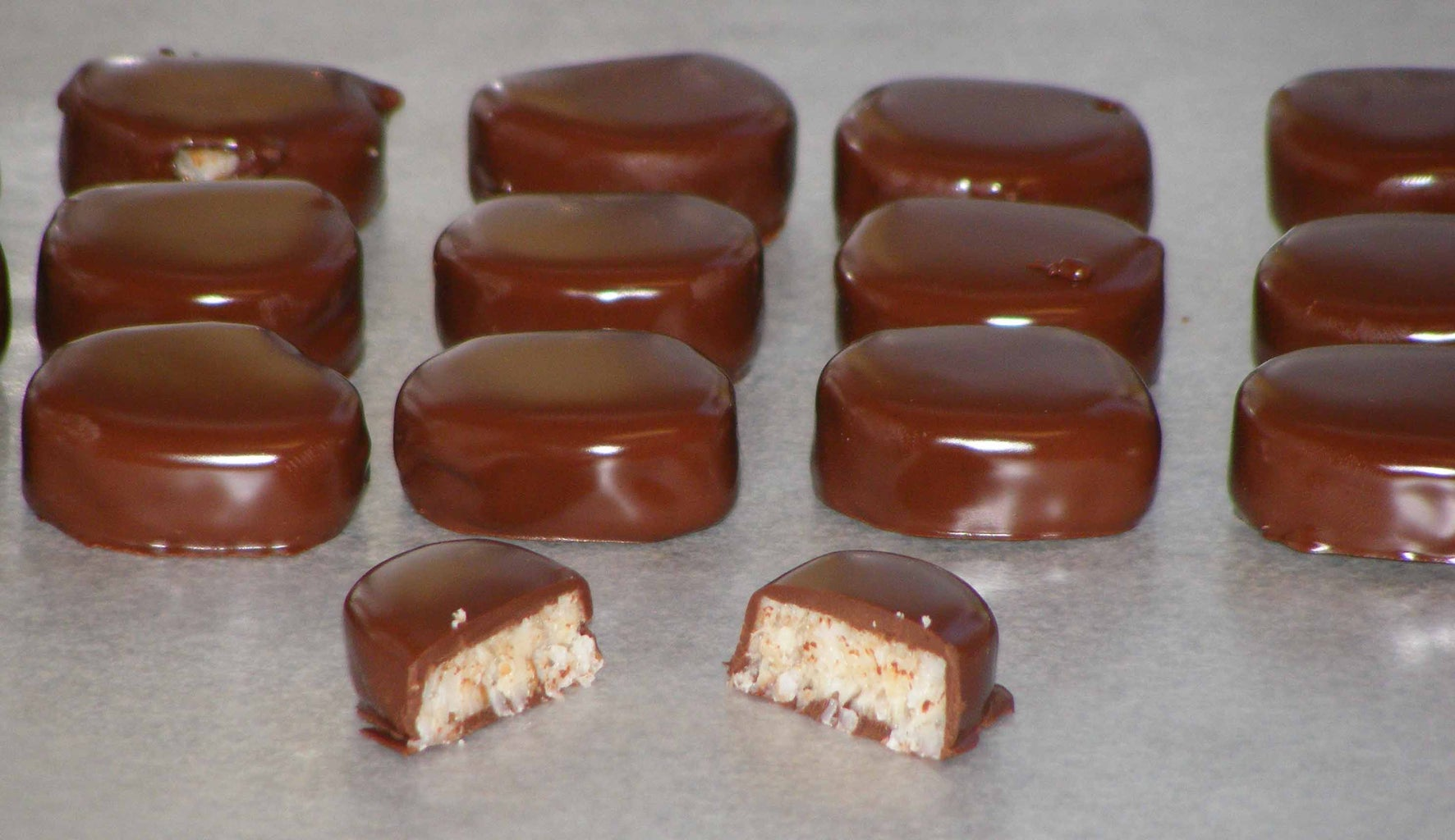 """Easy, Homemade """"Mounds"""" Candies"""
