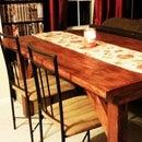 <90$ Dinning room table