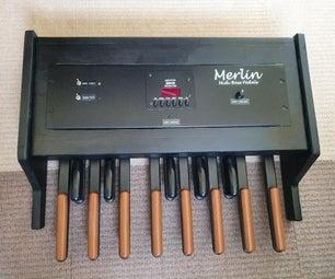 Midi低音踏板