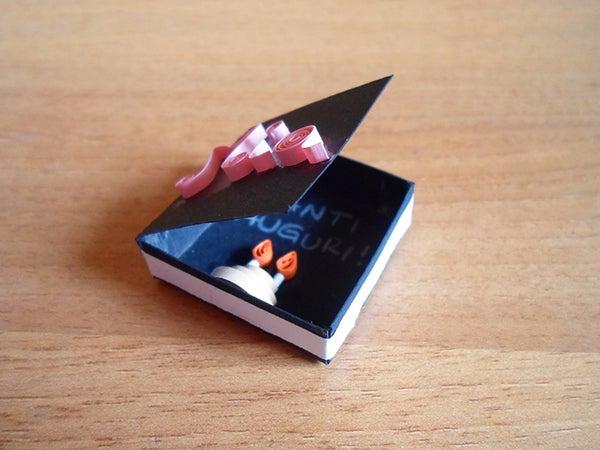 3D Miniature Card