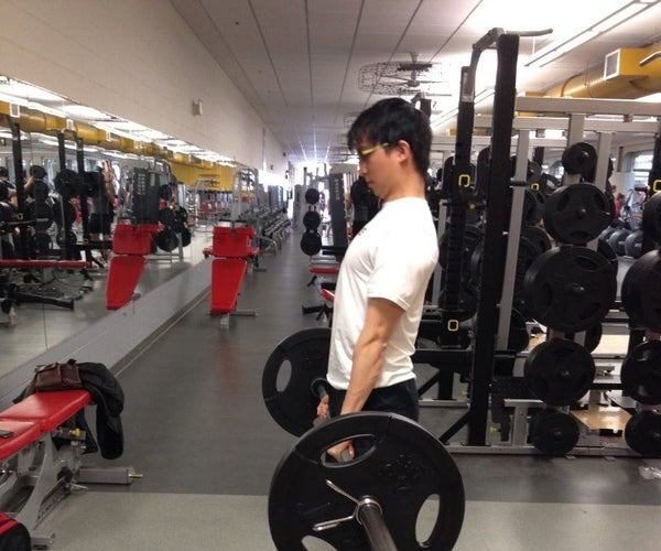 Strength: Weightlifting for Beginners - the Deadlift