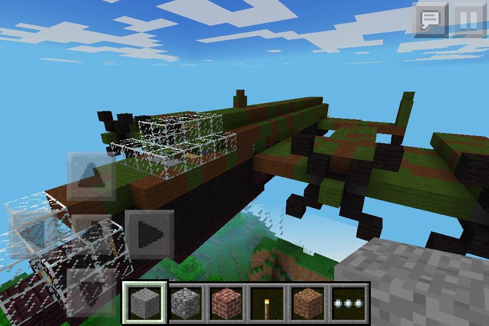 Minecraft Mithril's Make: Lancaster