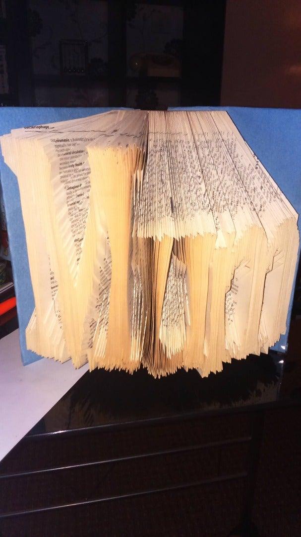 Mum Book Folding