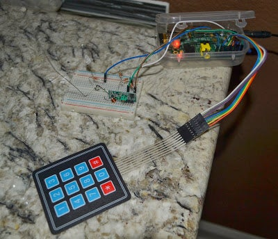 DIY Home Security + Automation Using a Raspberry Pi