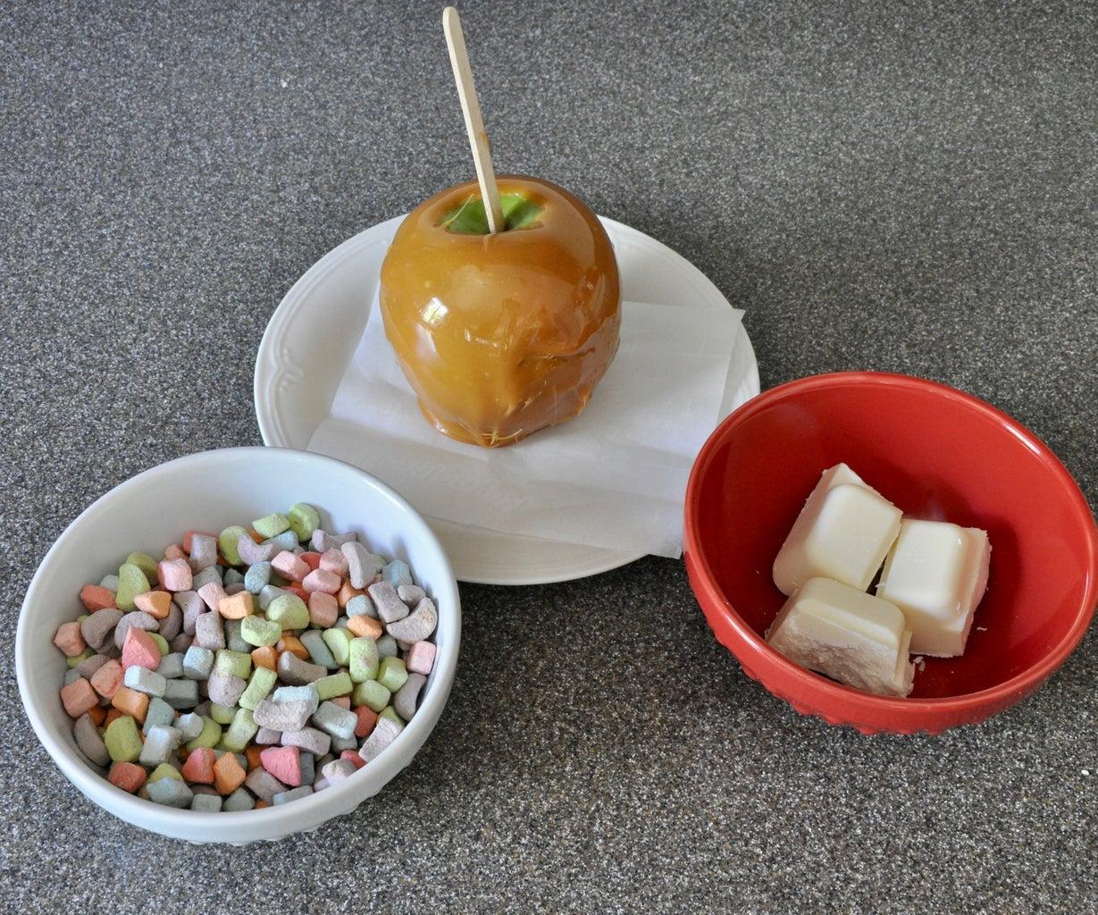 Vanilla + Cereal Marshmallows