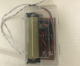 Wireless Door Sensor - Ultra Low Power