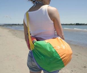 Beach Ball Bag