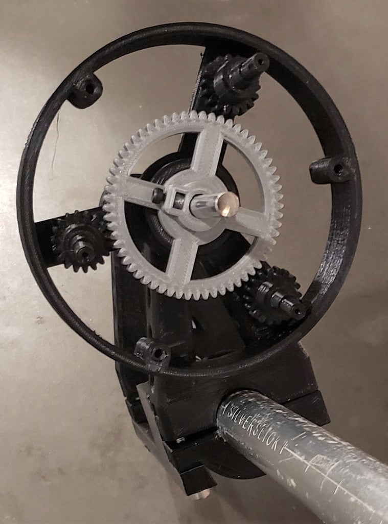 Assembly the Gears